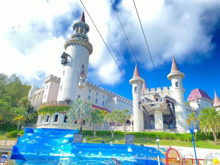 水晶城堡_遠雄海洋公園