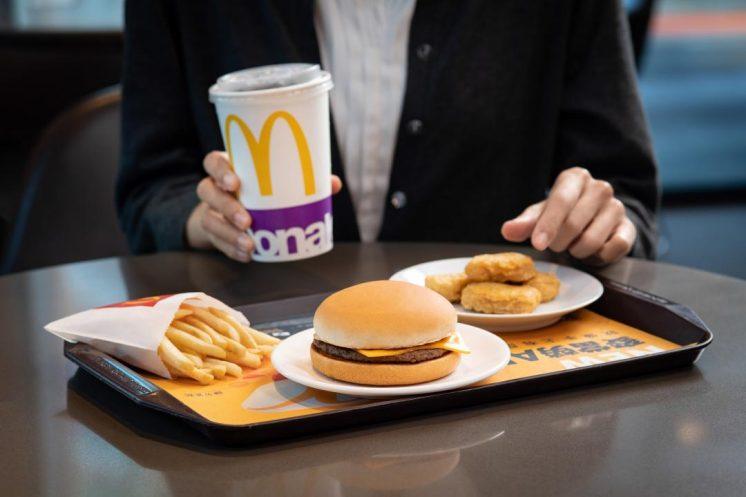 麥當勞 振興超值餐