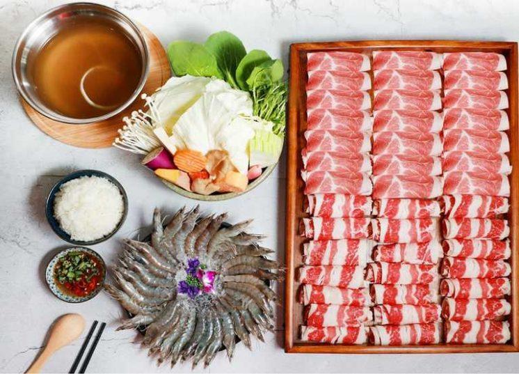 千葉火鍋「肉爆量鍋物」