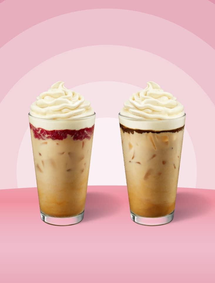 星巴克法國奶油泡芙風味星冰樂